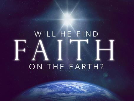 Faith that Pleases God