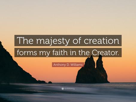 Faith in the Creator