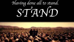 Faith that Takes a Stand