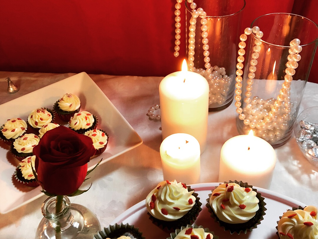 candles area