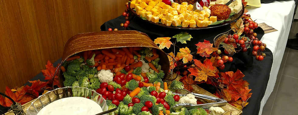 Tenant Appreciation Appetizer Gathering