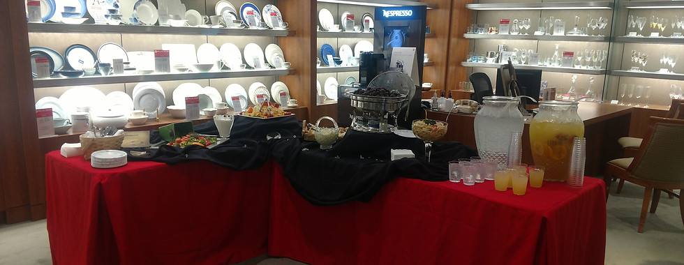 Macys Sip and scan Bridal Event