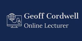 Geoff Cordwell Online Lecturer