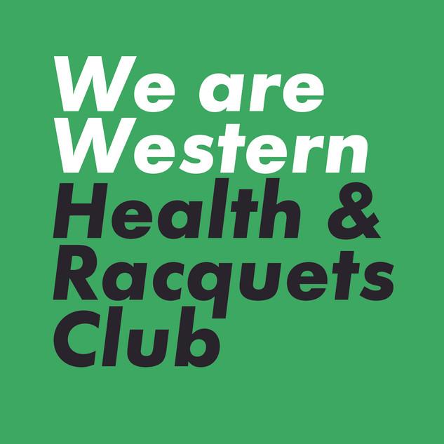 Western Health & Racquets Club