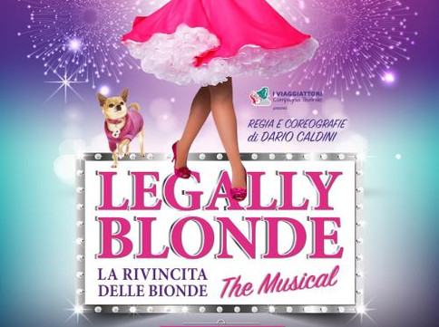 Debutto SOLD OUT per Legally Blonde il Musical