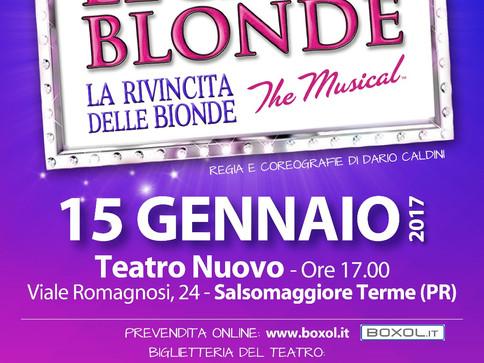 Legally Blonde a Salsomaggiore Terme (PR)