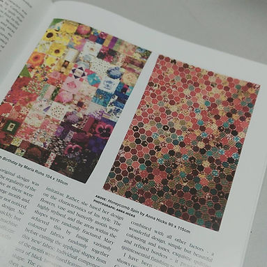 Hix New Zealand Quilter Magazine  - Jan/Feb 2014