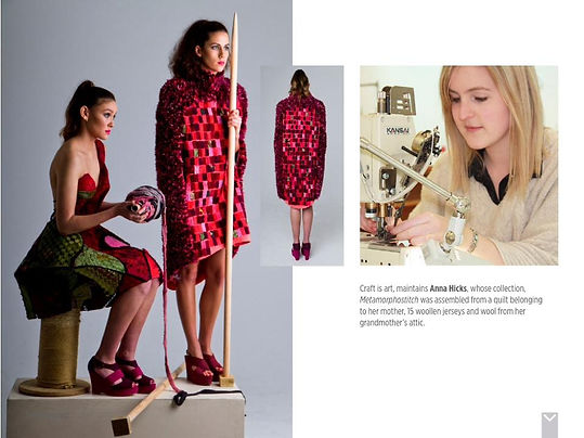 Defining NZ Magazine - Jan 2014 Anna Hicks