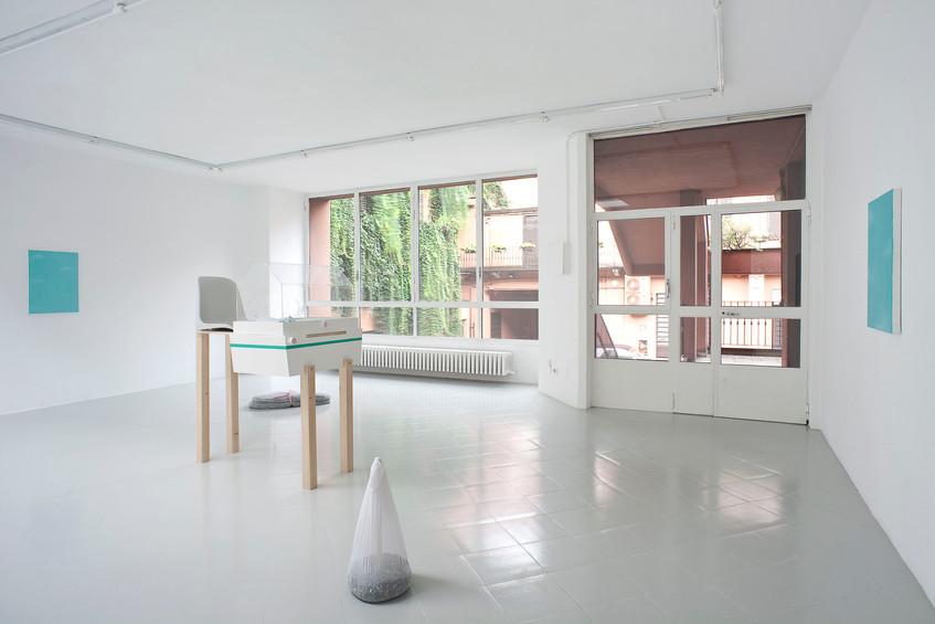 8 - Guendalina Cerruti at Studiolo, Installation view, 2015 - Courtesy Artist and Studiolo