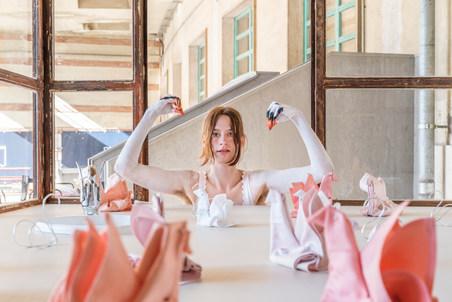 Swan Lake and Swan Dance, 2019 Performance by Jaana-Kristiina Alakoski