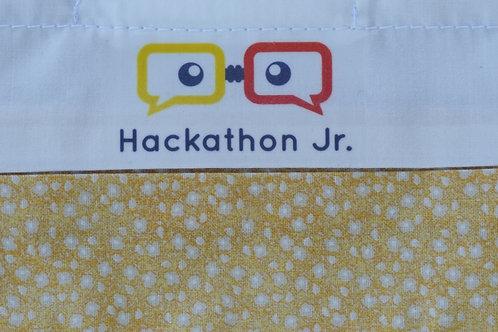 Hackathon Jr Mask -Yellow