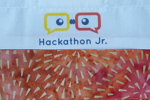 Hackathon Jr Mask - Orange