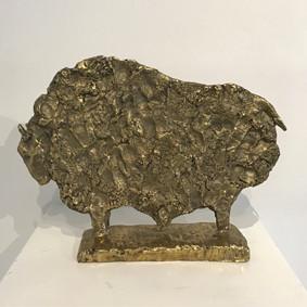 """""""Le bison"""", Bronze. DISPONIBLE"""