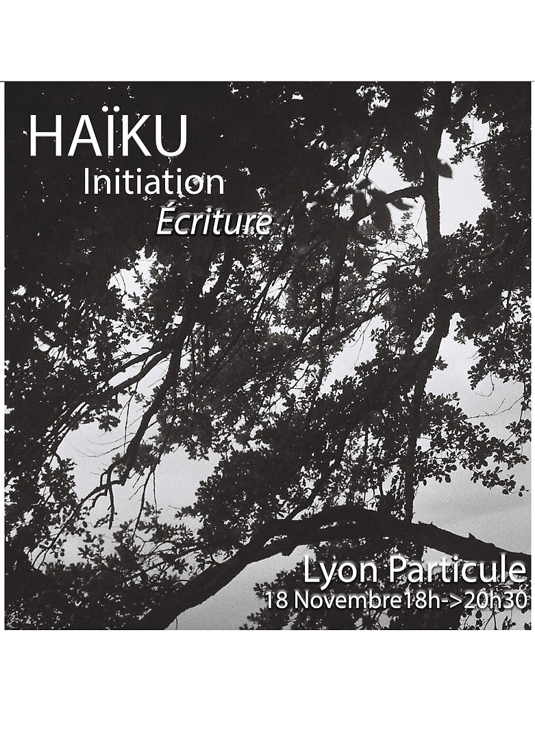 Initiation Haïku