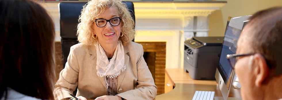 Ana María López Herraiz Abogada matrimonialista Barcelona
