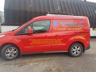 Little Red Van