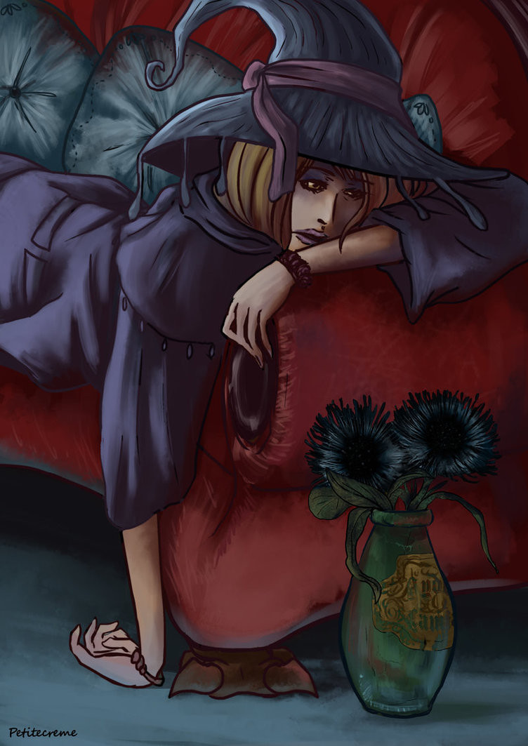 http://petitecreme.deviantart.com/art/Sad-Witch-402748122
