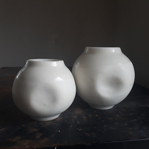 Connections Moon Jars