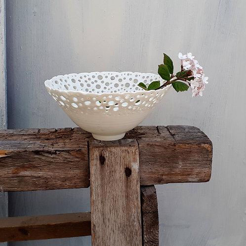 Barnacle shell bowl