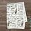 Thumbnail: Custom Name Baby Blanket - Sloths