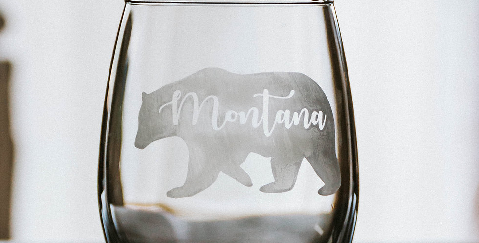 Stemless MT Bear