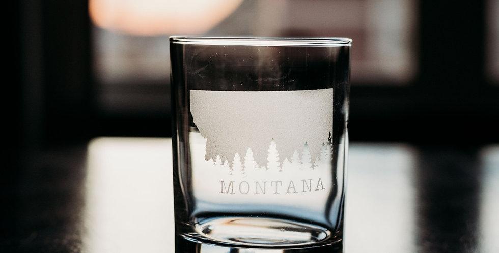 Whiskey Forrest Montana