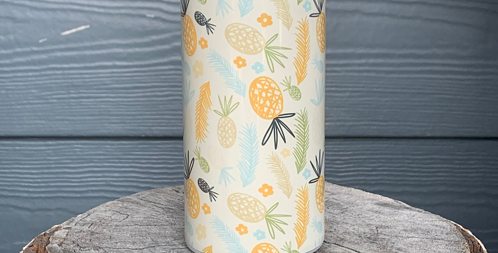Pineapple Skinny Can Cooler