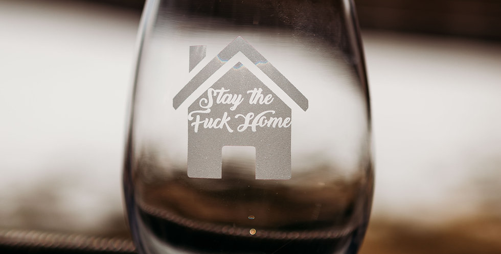 Stay Home - house