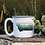 Thumbnail: Green Montana Sunset White Campfire Mug