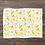 Thumbnail: Custom Name Baby Blanket - Lemons