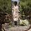 Thumbnail: Leopard Name custom 20 oz skinny tumbler