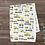Thumbnail: Custom Name Baby Blanket - Construction