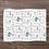 Thumbnail: Custom Name Baby Blanket - Floral Cactus