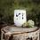 Thumbnail: Floral MT Abbreviations Wine Tumbler