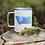 Thumbnail: Blue Tie-Dye Montana Coffee Tumbler