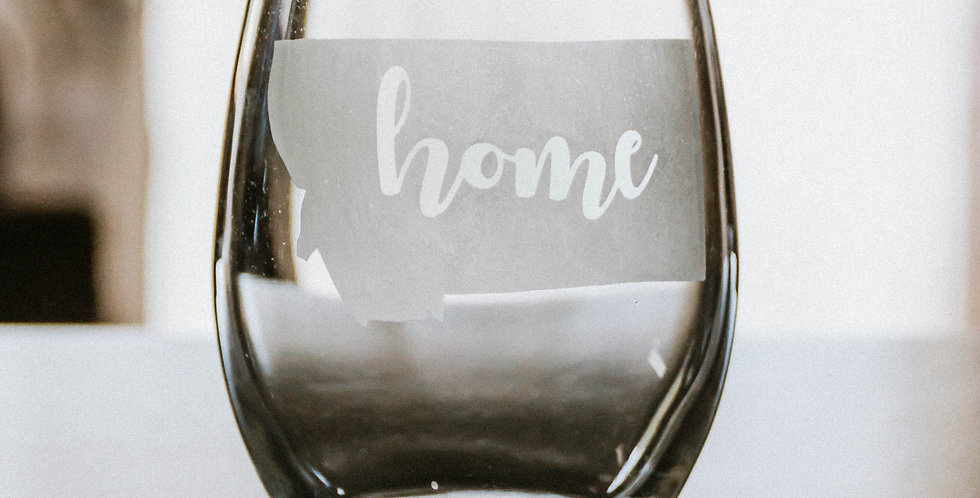 Stemless State Home