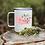 Thumbnail: Pink Tie-Dye Floral Montana Coffee Tumbler