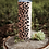 Thumbnail: Leopard Mama custom 20 oz skinny tumbler