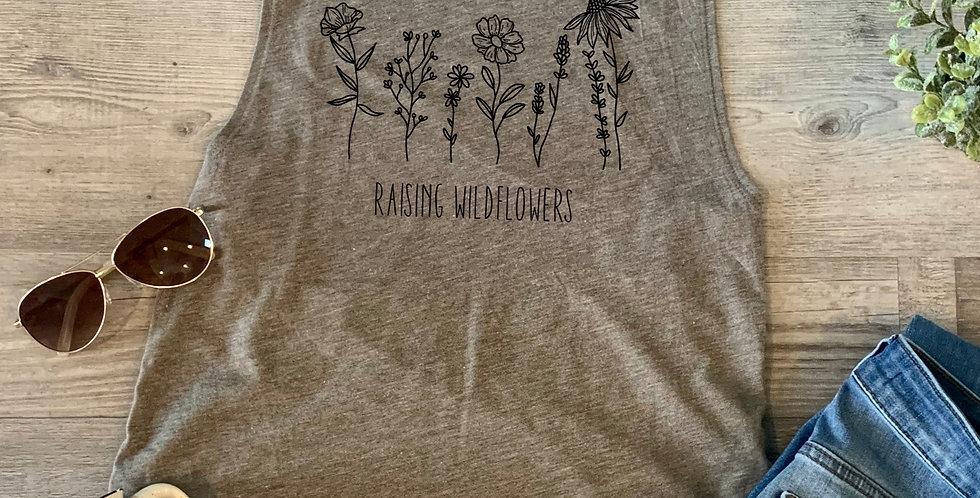 Raising WildflowersTank Top