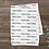 Thumbnail: Custom Name Baby Blanket - Names