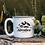 Thumbnail: Adventure Awaits White Campfire Mug