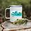 Thumbnail: Montana Blue Mountain Illustration Coffee Tumbler