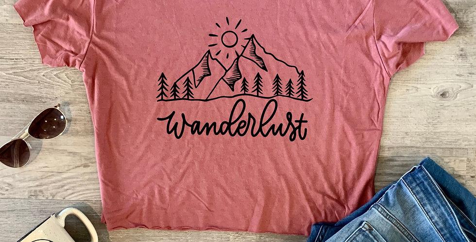 Wanderlust Crop Top