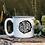 Thumbnail: Tree Stump White Campfire Mug