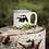 Thumbnail: Mountain Bear Speckled Campfire Mug