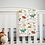 Thumbnail: Custom Name Baby Blanket - Dinosaur