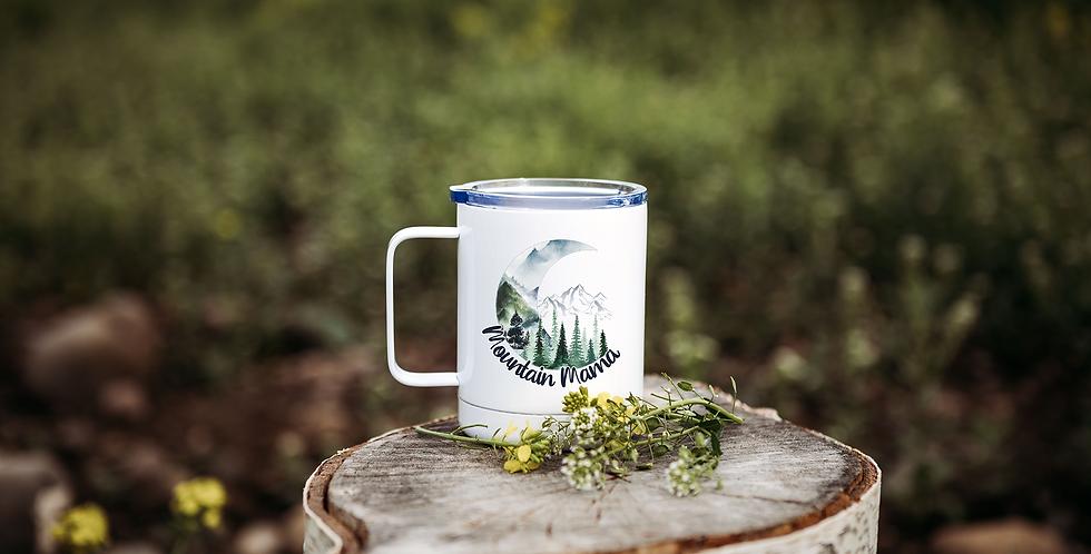 Mountain Mama Coffee Tumbler