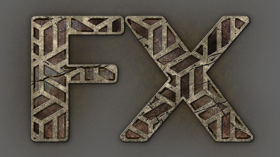 Dungeon Text FX