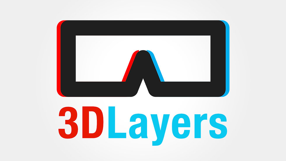 3D Layers - Anaglyph