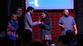 Premi tube d'assaig per Kim amb K